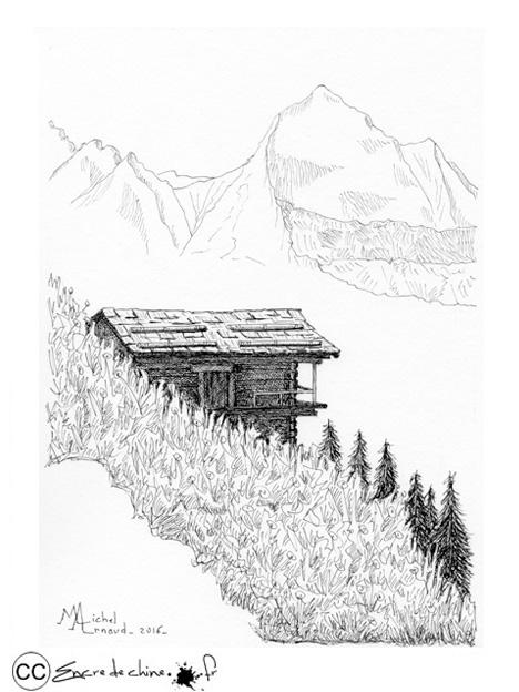 Chalet d'alpage-4