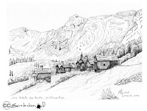 Chalets de Bouts - Le Chinaillon