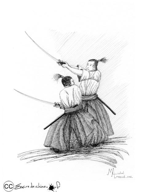 La pierre et le sabre